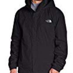 The North Face M Resolve Jacket Chaqueta, Hombre, TNF Negro, L [OFERTAS]