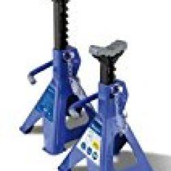 Michelin 92417/009557 Set de Caballetes de Apoyo con Capacidad de Elevación 2 T [OFERTAS]