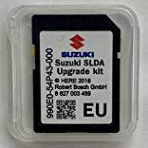 Suzuki SLDA Bosch NAVI SD Card Map Europe 2018-2019 (Vitara) [OFERTAS]