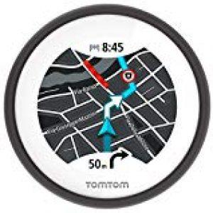 TomTom VIO – Navegador GPS para Scooter con mapas de Europa, Color Negro [OFERTAS]
