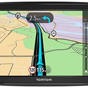 TomTom Start 62 – Navegador GPS (6″ pantalla táctil, batería, mechero, USB, interno, MicroSD/TransFlash), (versión europea España, Italia) [OFERTAS]