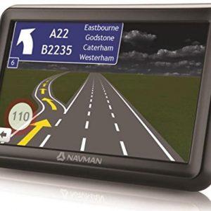 GPS–Navman 5000LM–GPS 44Países de Europa Pantalla 5«y actualización de Las Tarjetas de Vida [OFERTAS]